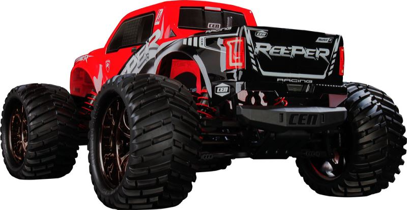 CEN Reeper Monster Truck 1/7 Brushless Robitronic GC9518 - Bild 2