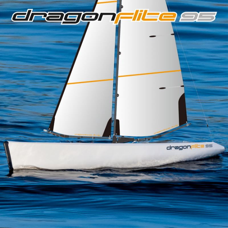 Sailboat RTR 2.4G Dragon Flite 95 - Bild 1