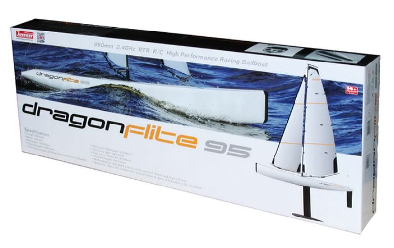 Sailboat RTR 2.4G Dragon Flite 95 - Bild 2