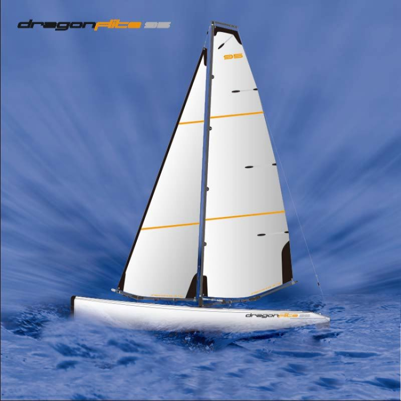 Sailboat RTR 2.4G Dragon Flite 95 - Bild 6