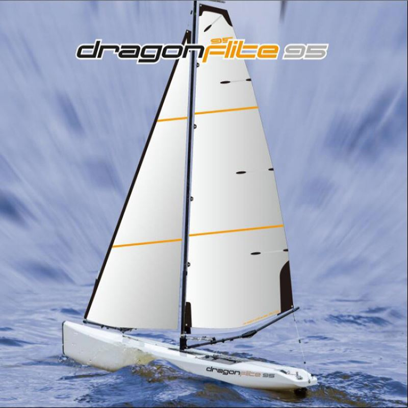 Sailboat RTR 2.4G Dragon Flite 95 - Bild 7