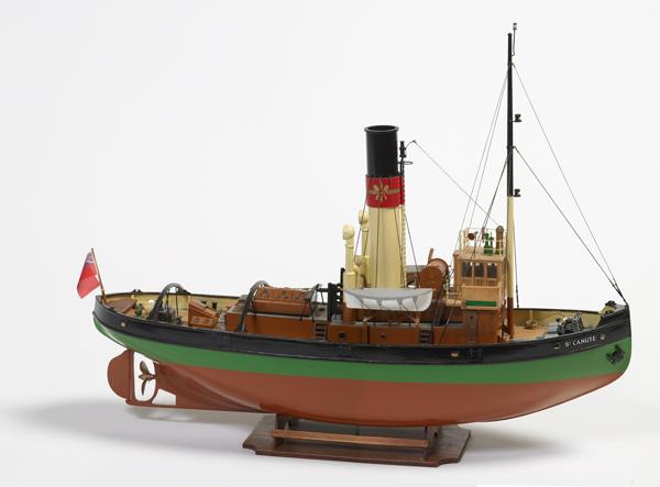 BB0516 Krick RC Schiff Banckert Schlepper 1:50  RC-Baukasten
