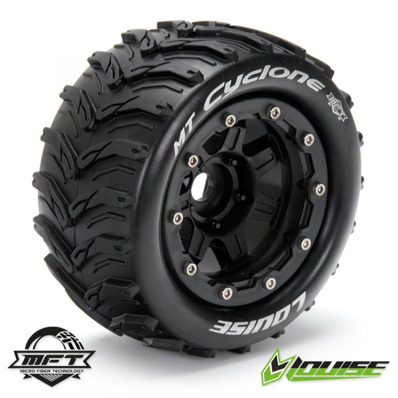 Tires & Wheels MT-CYCLONE Maxx Soft Black (MFT) (2) - Bild 1