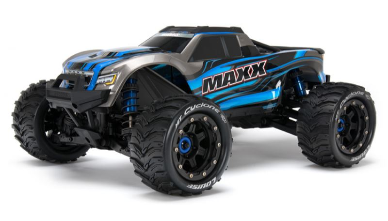 Tires & Wheels MT-CYCLONE Maxx Soft Black (MFT) (2) - Bild 2