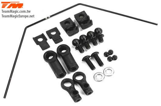 Stabilizer Weight HIROBO 0404-803 Stabistangen Gewichte 8 gr